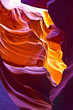 Antelope Canyon Colors by Skip Weeks