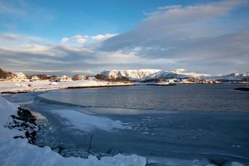 Winter in town © GunnarE