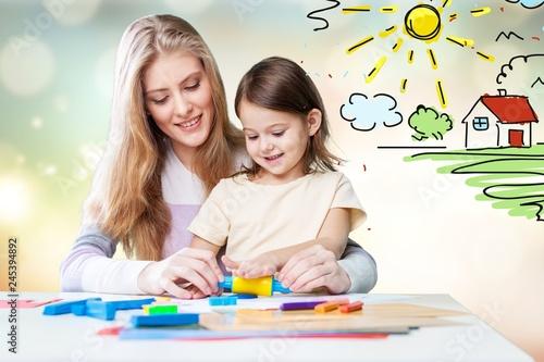 Kindergarten. - 245394892