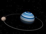Sonnensystem im Weltall - 245518242