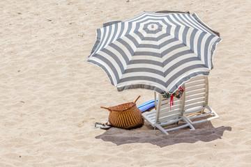 parasol sur plage