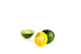 Kumquats Close up