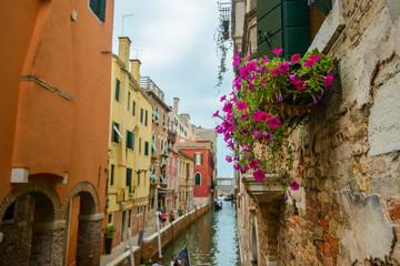 Venice cityscape - Italy - architecture background