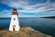 Boars Head Lighthouse Bay of Fundy NS Canada