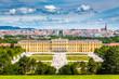 Leinwandbild Motiv Schonbrunn Palace, Vienna, Austria