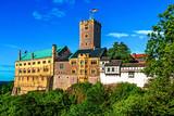Wartburg Castle in Eisenach, Thuringia, Germany - 245746290