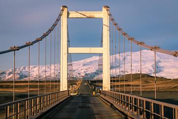 Brücke in Island
