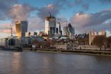 europe, UK, England, London, City skyline Tower - 245778627
