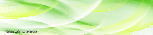 Green abstract background © Victoria