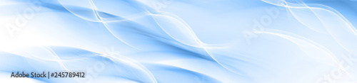 Abstract blue background © Victoria