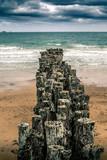 Fototapeta Fototapety z morzem - Brises lames © Mathias