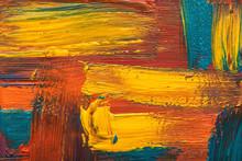 "Постер, картина, фотообои ""Abstract art background. Hand-painted background"""
