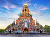 Church of the Saviour on Spilled Blood, St. Petersburg, Russia - 245878671