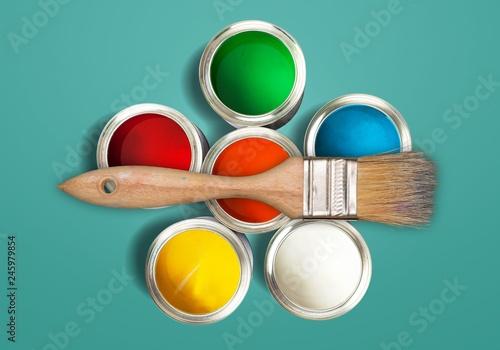 Paint. © BillionPhotos.com