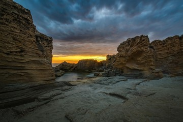 tramonto © piumacorvina