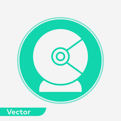 astronaut vector icon sign symbol