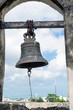 Campeche, Mexico - Old Bell on Roof of Bastion of Santa Rosa