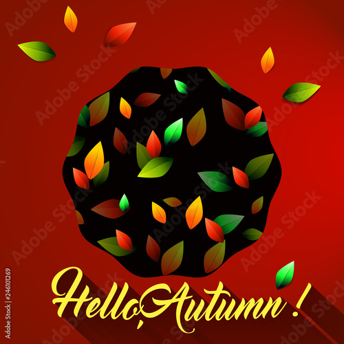 hello, autumn! - 246101269