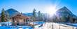 Leinwanddruck Bild - austria - achensee lake