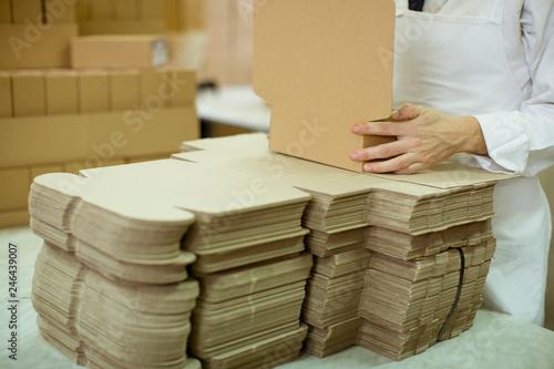 Foto Murales Cookies factory