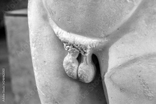 Castration penis pics