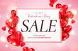 Happy Valentine's day sale