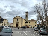 Castelnuovo della misericordia, Livorno, Tuscany - Italy