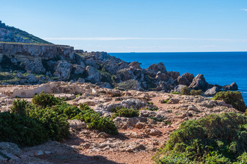 Golden Bay, Malta © Marcin