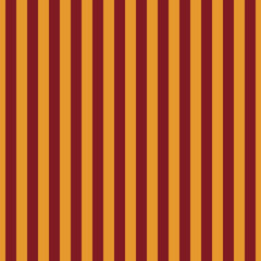 Red and Gold Seamless Pattern - Vertical stripes repeating pattern design