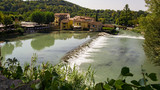 A village in Italy - 246683275