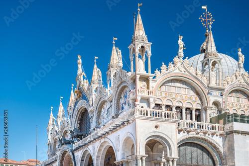 Basilica of Saint Mark in Venice