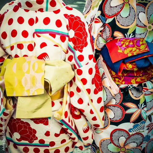 Kimono Corner © Bill Chizek