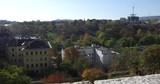 Beautiful Taban park on the hillside of Buda in autumn. - 246710677
