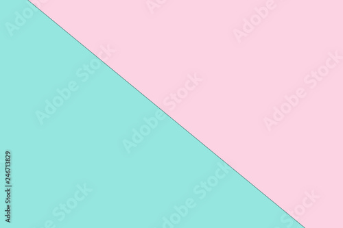 Pastel Coloured Paper Background © Berkay
