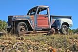 Old Jeep 2 by Skip Weeks