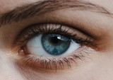 close up of human eye - 246769485