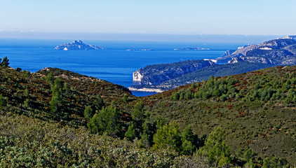 Paysage Calanques © Pictures news