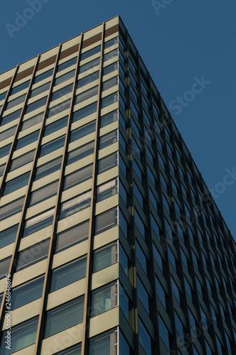 fototapeta na ścianę Glasfassade