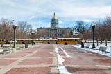Parlamentsgebäude von Denver im Civic Park - 246918600