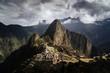 Machu Picchu after sunrise