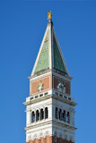 Campanile of San Marco in Venice - Italy