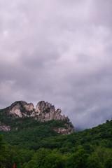 Seneca Rocks, West Virginia © Richard