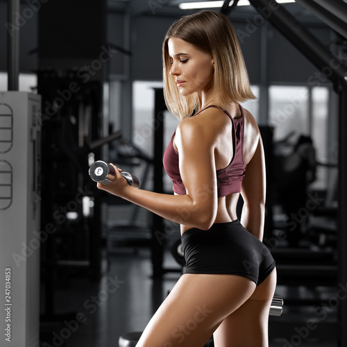 fitness girl sexy