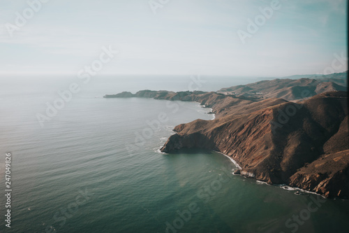 San Francisco coastline