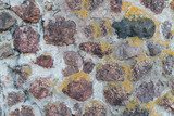 background urban hard base rough stones marble wall base style grunge old fort uneven weathered pattern
