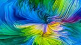 Inner Life of Digital Paint - 247077800