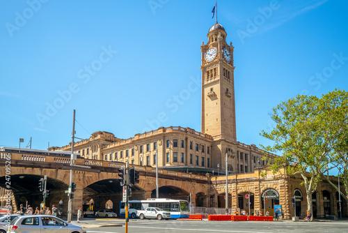 Central railway station, Sydney, Australia