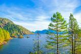 Gordon Bay Park at Cowichan Lake in Vancouver Island, Canada