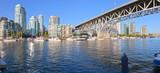 Vancouver BC at False Creek Canada. - 247107068