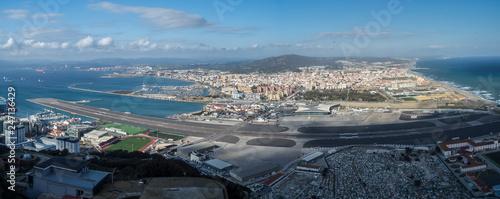 Gibraltar airport - 247136429